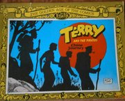 www.aukcije.hr - Rijetki stripovi: TERRY AND THE PIRATES MILTON CANIFF COMIC STRIP SERIES GOLDEN AGE 1977.