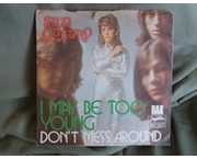 www.aukcije.hr - LP - Rock, Metal, Punk: Suzi Quatro ‎– I May Be Too Young / Don't Mess Around