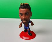 www.aukcije.hr - Kinder figurice, Pez, ...: Soccerstarz figurica=A.SONG=Barcelona-2012 god.=