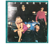 www.aukcije.hr - LP - Rock, Metal, Punk: LP PLOČA, BLONDIE - PLASTIC LETTERS