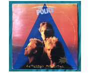 www.aukcije.hr - LP - Rock, Metal, Punk: LP PLOČA, THE POLICE - ZENYATTA MONDATA