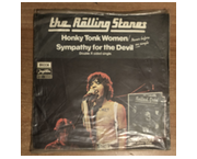www.aukcije.hr - LP - Rock, Metal, Punk: SINGL PLOČA, THE ROLLINGSTONES - HONKY TONK WOMEN