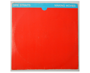 www.aukcije.hr - LP - Rock, Metal, Punk: Dire Straits ‎– Making Movies, LP gramofonska ploča