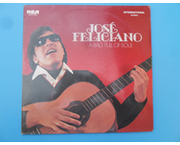 www.aukcije.hr - LP - Rock, Metal, Punk: LP JOSE FELICIANO – A BAG FULL OF SOUL (EX)