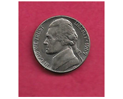 www.aukcije.hr - Numizmatika: Jefferson Five Cents 1969 D 5C