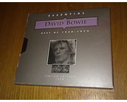 www.aukcije.hr - Film i glazba: CD-  David Bowie – Best Of 1969-1974