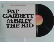 www.aukcije.hr - Film i glazba: LP BOB DYLAN – PAT GARRETT & BILLY THE KID (filmska glazba)