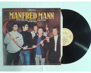 www.aukcije.hr - Film i glazba: LP MANFRED MANN – COLLECTION... hitovi iz 60-ih prije Earth Banda
