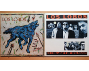 www.aukcije.hr - Film i glazba: Los Lobos - How Will The Wolf Survive/By the Light Of The Moon