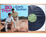 www.aukcije.hr - Film i glazba: The Everly Brothers - 20 Tops...do petka!