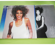 www.aukcije.hr - Film i glazba: LP-Whitney Houston ‎– Whitney